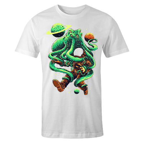 Astro Kraken Sublimation Dryfit Shirt