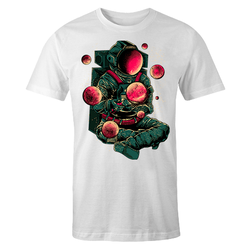 Astro Planets Sublimation Dryfit Shirt