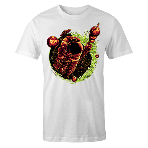 Astro Squidball Sublimation Dryfit Shirt
