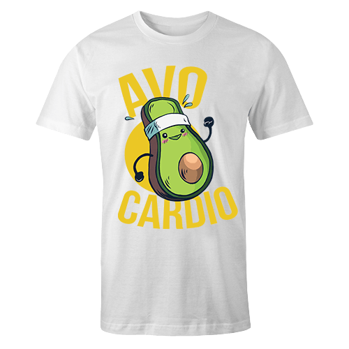 Avocardio Sublimation Dryfit Shirt