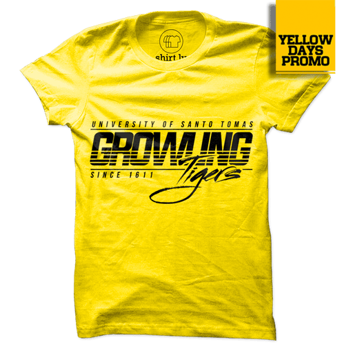 BARS Yellow Cotton Shirt