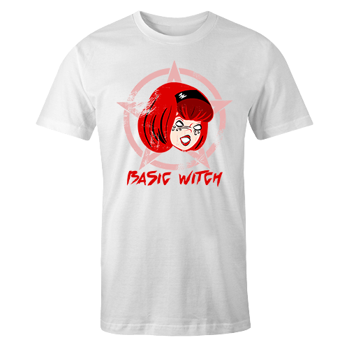 Basic Witch Sublimation Dryfit Shirt