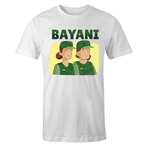 Bayani v2 Sublimation Dryfit Shirt