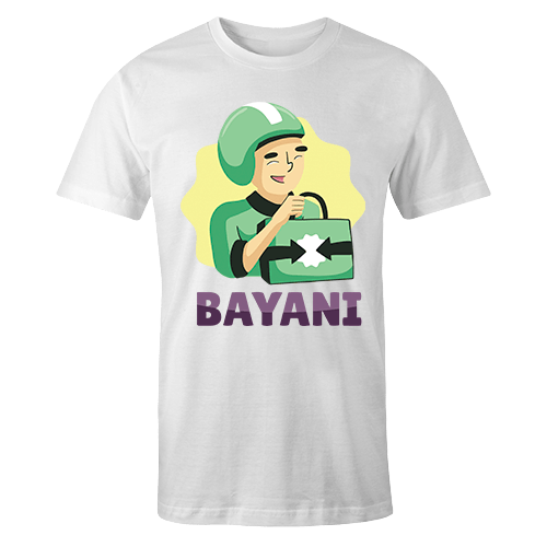 Bayani v3 Sublimation Dryfit Shirt