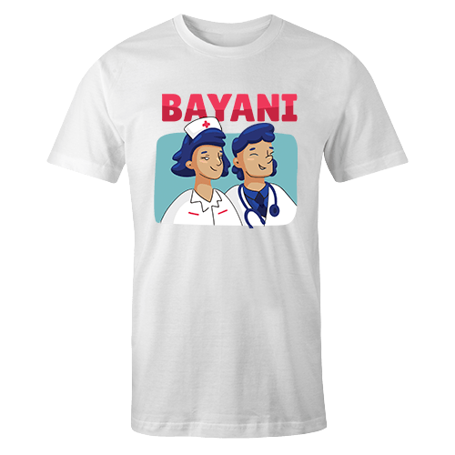 Bayani v1 Sublimation Dryfit Shirt