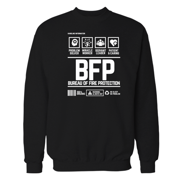 BFP Handling Black Cotton Shirt