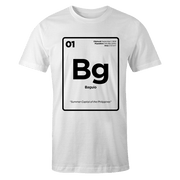 Periodic Table Series - Baguio Cotton Shirt