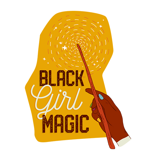 Black Girl Magic Sublimation Dryfit Shirt