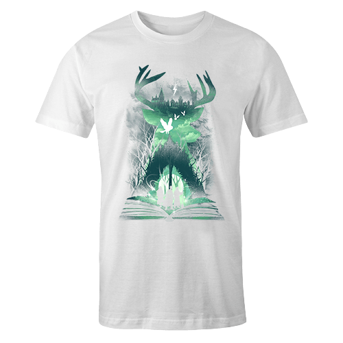 Book Of Harry Potter 2 Sublimation Dryfit Shirt