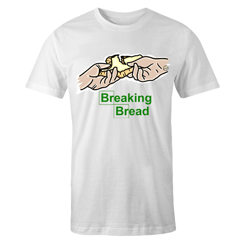 Breaking Bread Sublimation Dryfit Shirt
