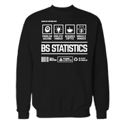 BS Statistics Handling Black Cotton Shirt