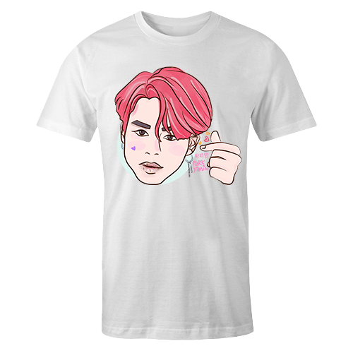 BTS Jimin Sublimation Dryfit Shirt