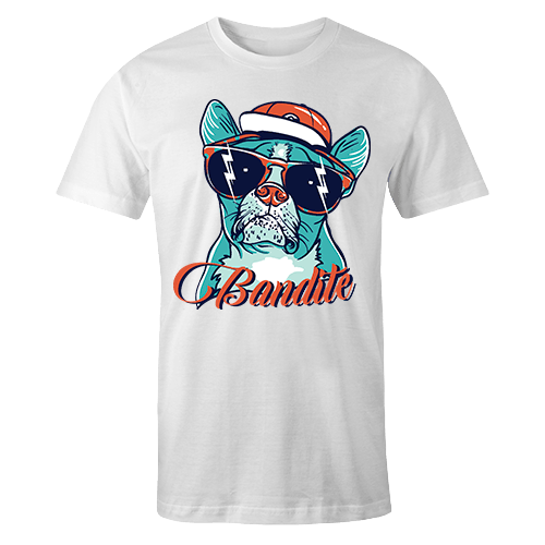 Bandite Doggo Sublimation Dryfit Shirt