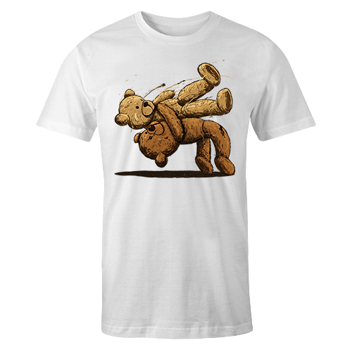 Bear Hug Sublimation Dryfit Shirt