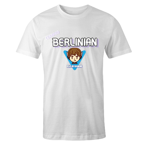 Berlin Gaming 1 Sublimation Dryfit Shirt
