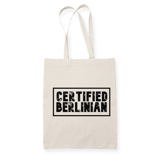 Berlin Gaming 4 Sublimation Canvass Tote Bag