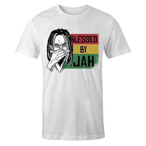 Blessed by Jah Sublimation Dryfit Shirt
