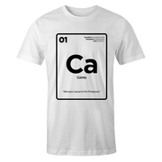 Periodic Table Series - Cainta Cotton Shirt