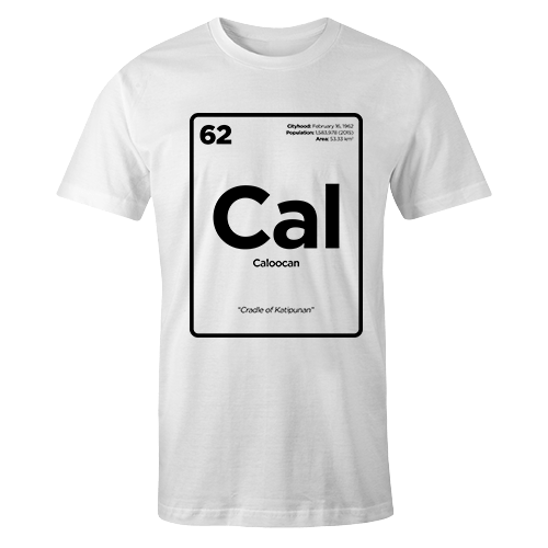 Periodic Table Series - Caloocan Cotton Shirt