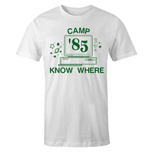 Camp Know Where Sublimation Dryfit Shirt