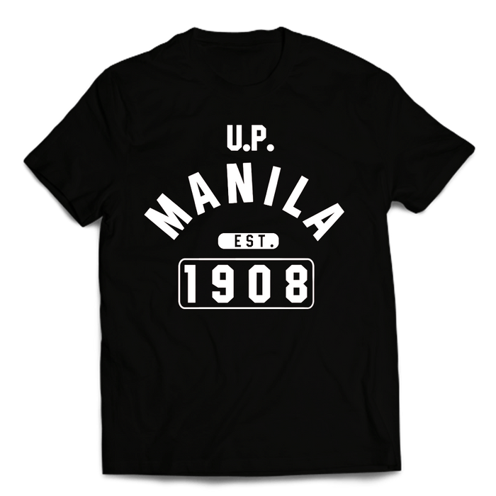 Campus Manila Black Cotton Shirt