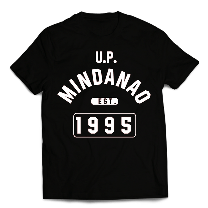 Campus Mindanao Black Cotton Shirt