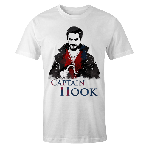 Captain Hook Sublimation Dryfit Shirt