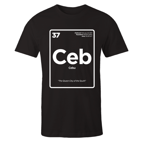 Periodic Table Series - Cebu Cotton Shirt