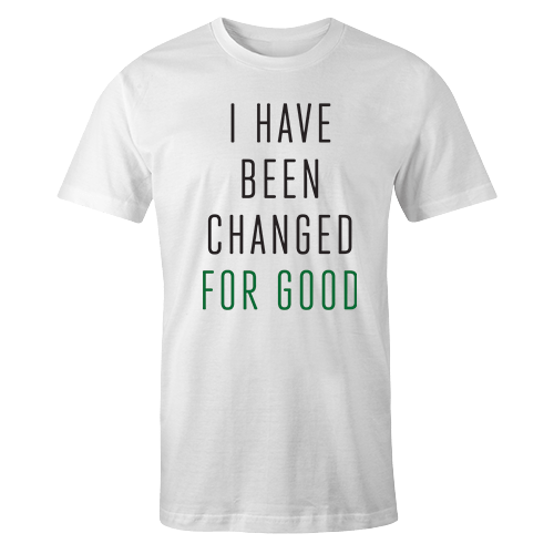 Changed for Good White Cotton Shirt