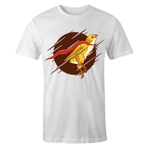 Chick Sublimation Dryfit Shirt