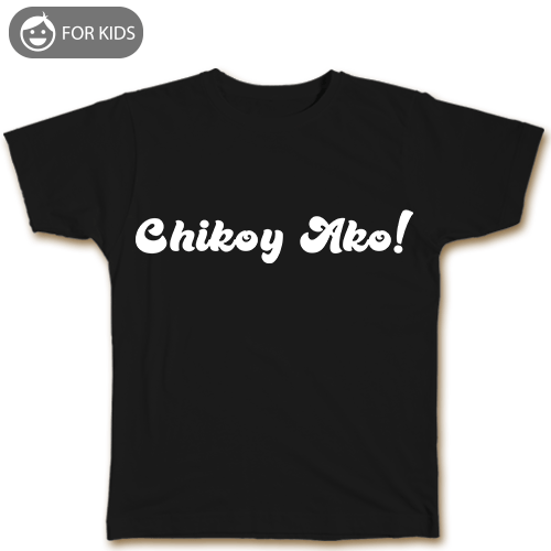 Chikoy Ako! KIDS Cotton Shirt