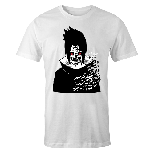 CURSED SASUKE Sublimation Dryfit Shirt