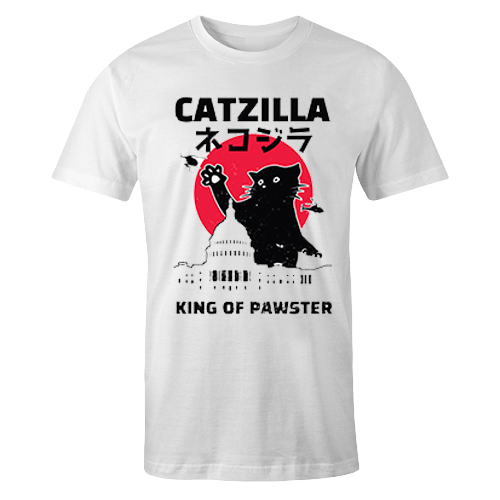 Catzilla Sublimation Dryfit Shirt