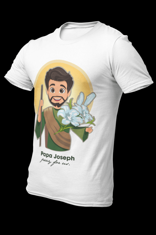 Year of St Joseph Sublimation Dryfit Shirt