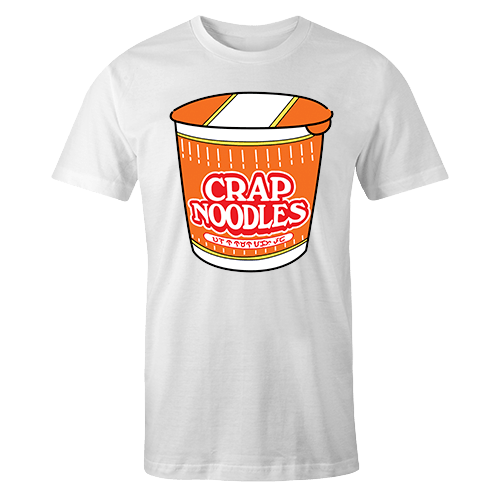Crap Noodles Sublimation Dryfit Shirt