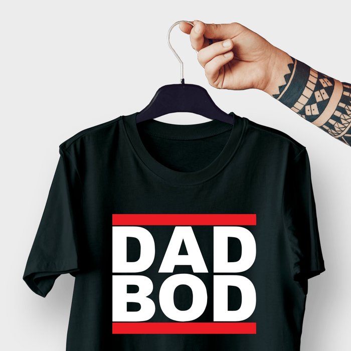 Dad Bod G5 Black Shirt