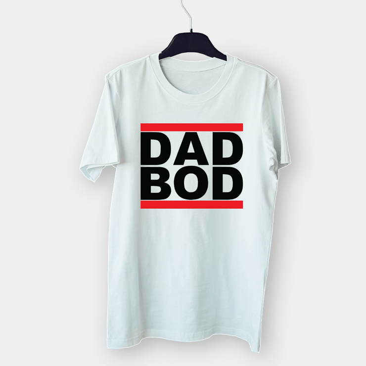 Dad Bod G5 White Shirt