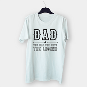 Dad Myth G5 White Shirt