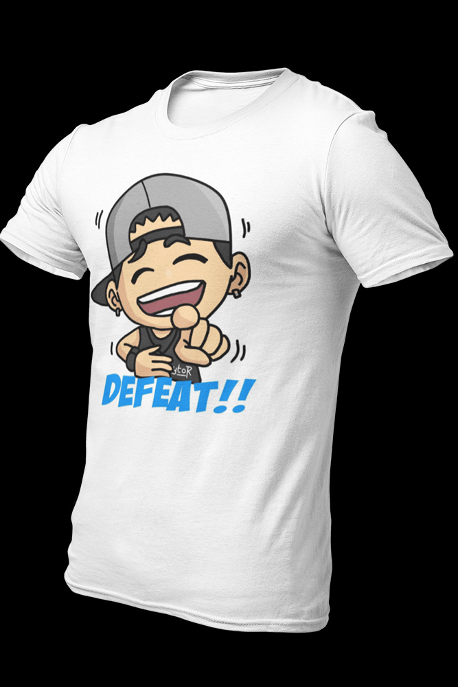 Defeat Sublimation Dryfit Shirt