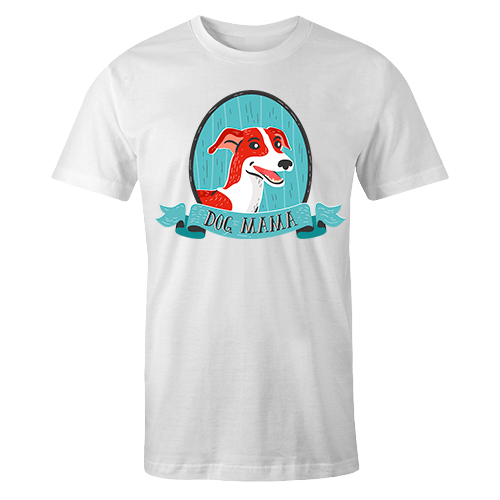 Dog Mama Sublimation Dryfit Shirt