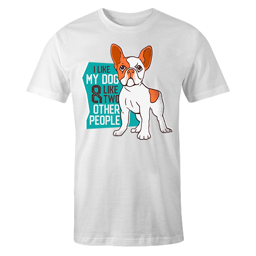 Dog v1 Sublimation Dryfit Shirt