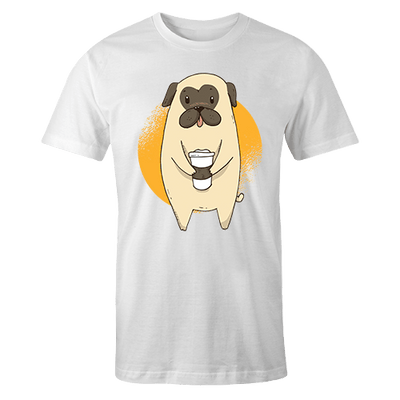 Doggo Coffee Sublimation Dryfit Shirt