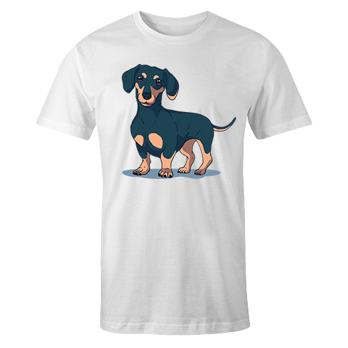 Doggo Dachshund Sublimation Dryfit Shirt