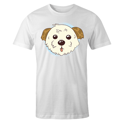 Doggo Morkie Sublimation Dryfit Shirt