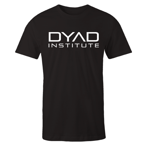 DYAD INSTITUTE Black Cotton Shirt