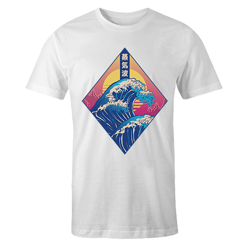 Diamond Wave Sublimation Dryfit Shirt