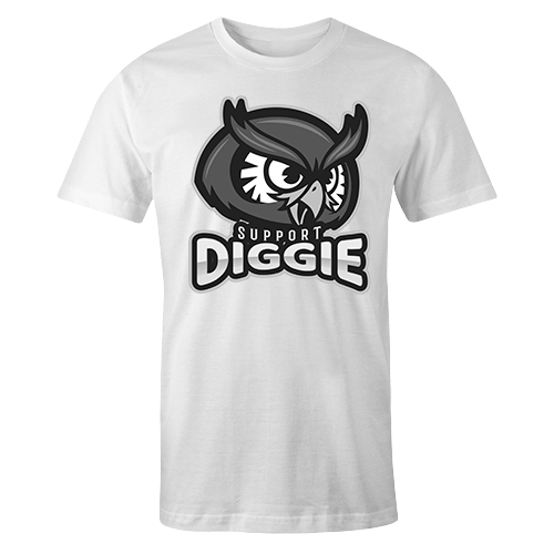 Diggie G5 Sublimation Dryfit Shirt