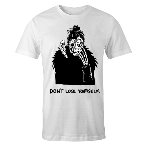 Dont Lose Yourself Sublimation Dryfit Shirt