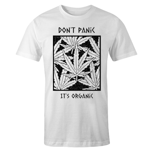 Dont Panic Its Organic Sublimation Dryfit Shirt