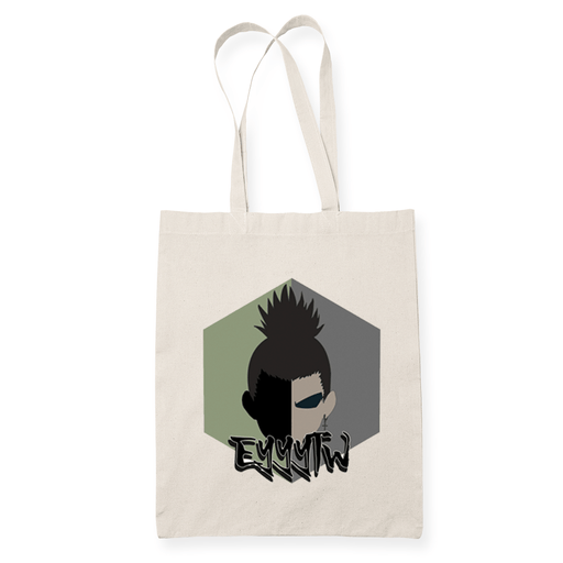 Eyyy Tw 2 Sublimation Canvass Tote Bag